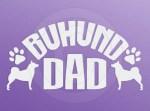 Buhund Dad Decals