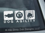 Dog Agility Decals