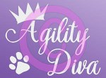Agility Diva Sticker