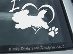 Maltese Agility Decal
