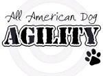 All American Dog Agility Shirts