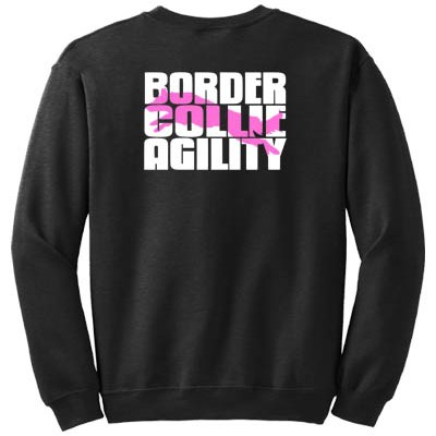 Border Collie Agility Sweatshirt