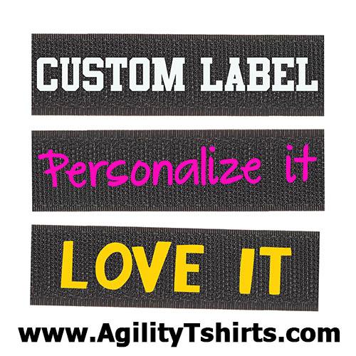 Custom Harness Labels