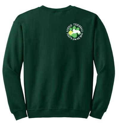 Aussie Treibball Sweatshirt