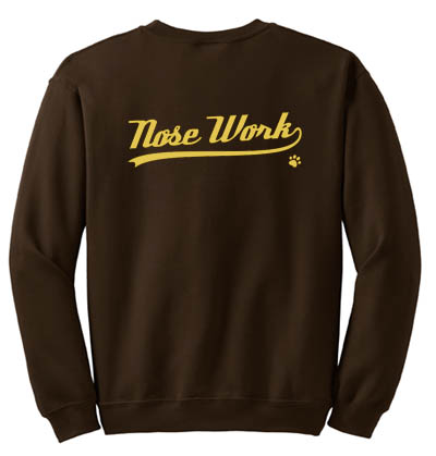 Nose Work Sweatshirt