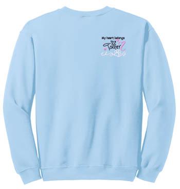Embroidered Toller Sweatshirt