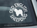 OES Car Window Sticker