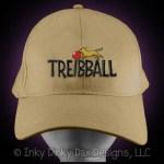 Embroidered Treibball Hat