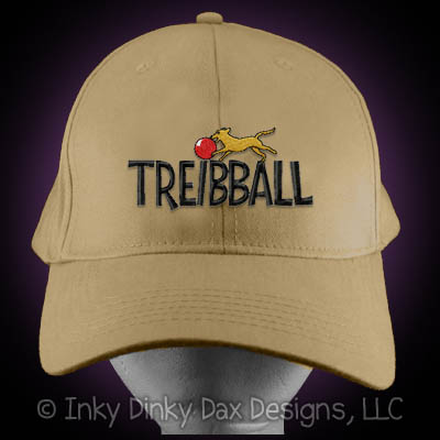 Embroidered Treibball Hat