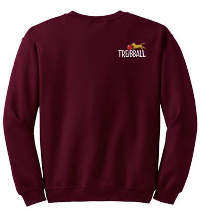 Cartoon Treibball Sweatshirt