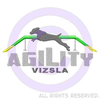 Vizsla Agility Gifts