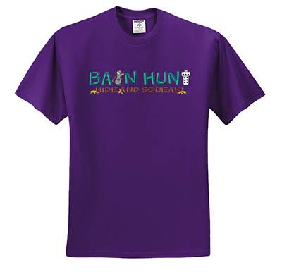 Embroidered Barn Hunt Tshirts