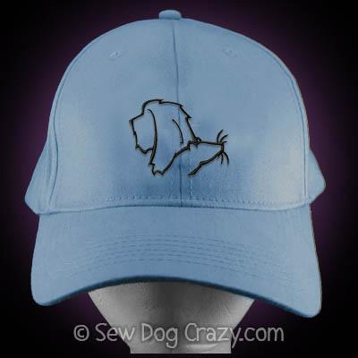 Havanese Barn Hunt Hat