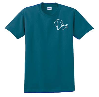 Havanese Barn Hunt Tshirt