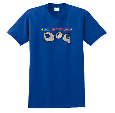 All American Dog T-Shirt
