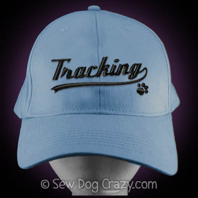 Embroidered Tracking Hat