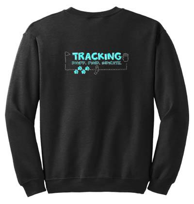 Embroidered Tracking Sweatshirt
