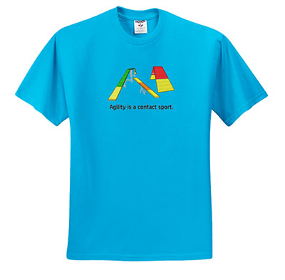 Embroidered Agility T-Shirt