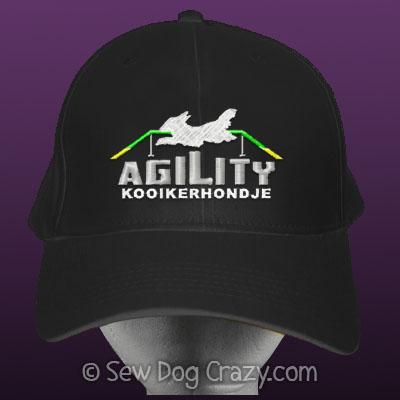 Kooikerhondje Agility Hat