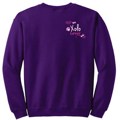 Embroidered Xolo Sweatshirt