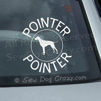 Pointer Decal