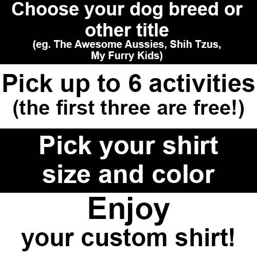 Custom Performance Dog Shirts