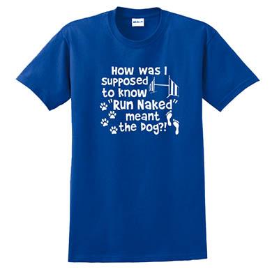 Funny Dog Agility TShirt
