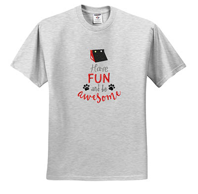 Awesome Flyball TShirt