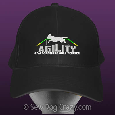 Staffordshire Bull Terrier Agility Hat