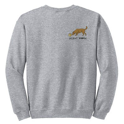 Chesapeake Bay Retriever Nose Work Sweatshirt