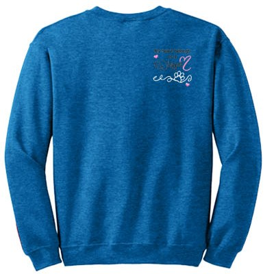 Pretty Whippet Sweatshirt