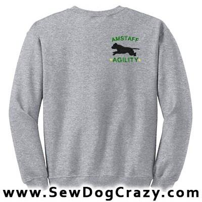 Agility Amstaff Sweatshirts