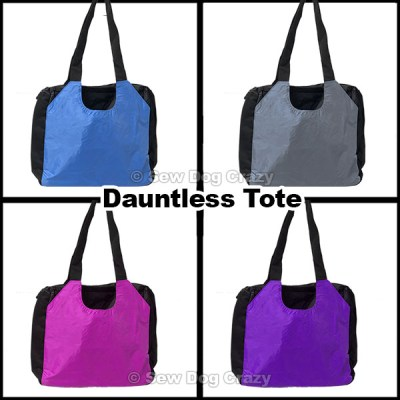 Dauntless Tote Bags
