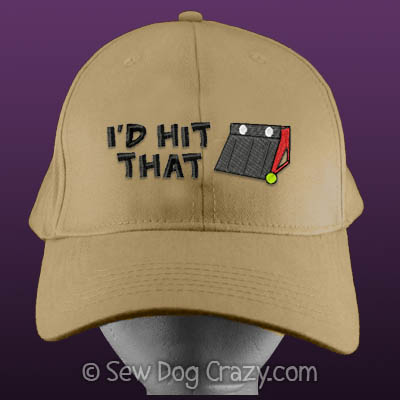 I'd Hit That Flyball Hat
