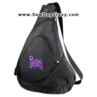 Paisley Norwich Terrier Bags