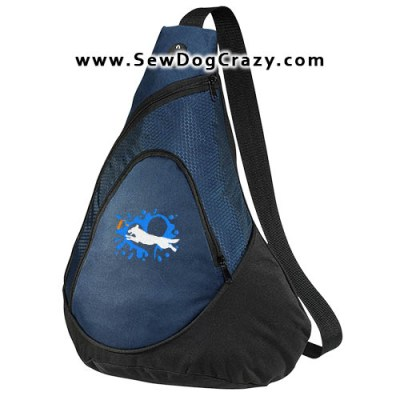 Dock Jumping German Shepherd Bags