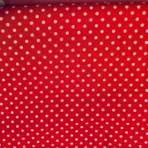 5 red dotty