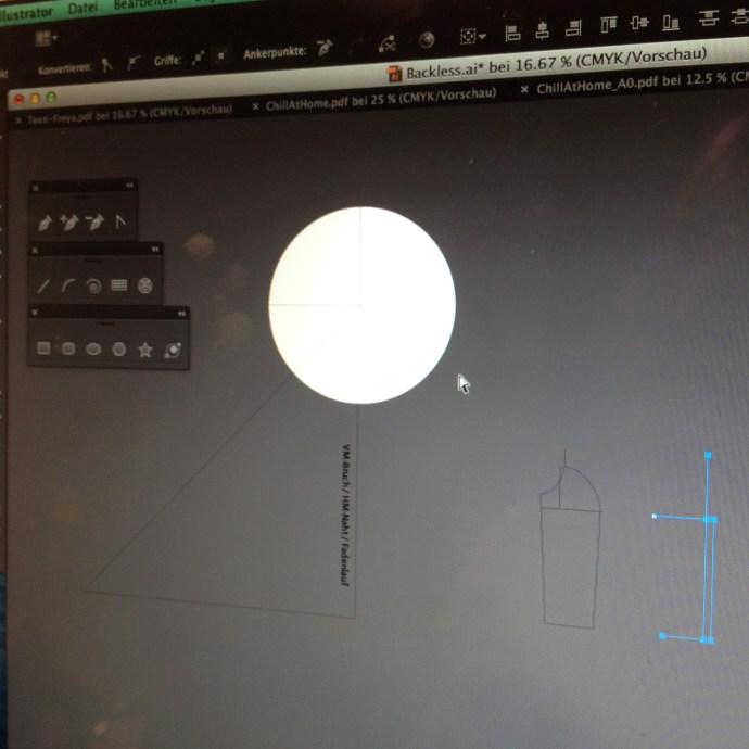 Schnittmuster erstellen mit Illustrator