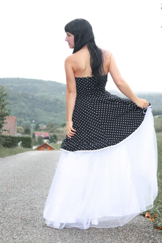 AnniNanni Kleid mit Tüll