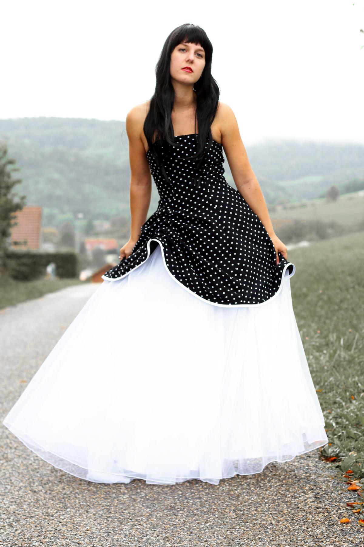 AnniNanni Kleid deluxe - Sewera Fashion