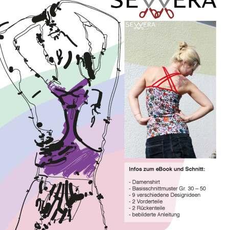 Damenshirt nähen Archive - Sewera Fashion