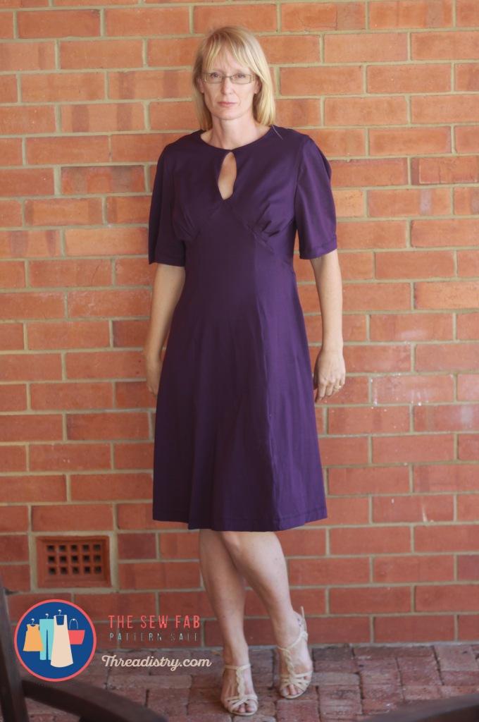 narelle- bloesem dress