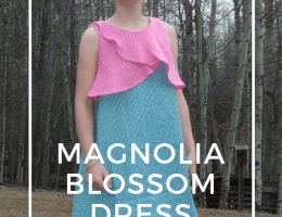 magnolia blossom dress review