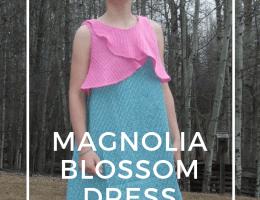 magnolia blossom dress review