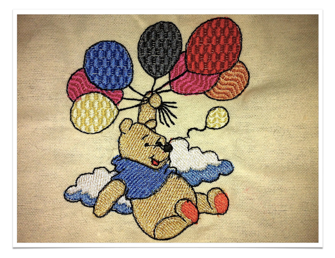 Who wouldn't love a little Pooh…   (1/3)