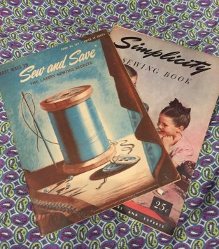 Sewing Manuals