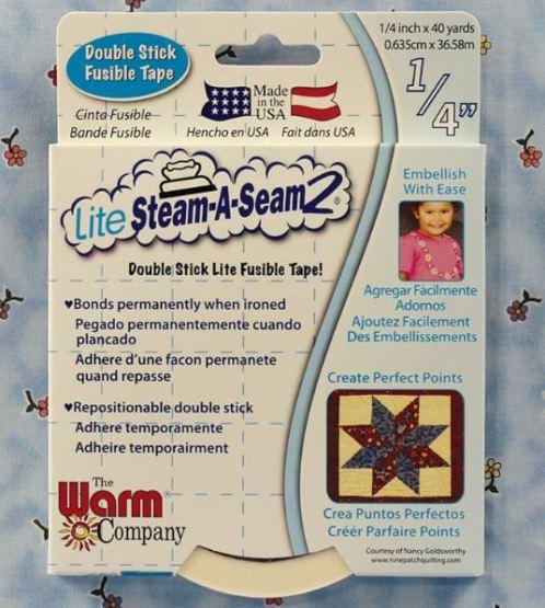 Lite Steam a Seam 2 Hem Tape