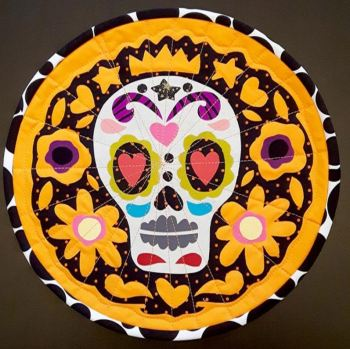 Sugar Skull Table Topper