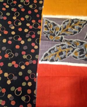 Fabrics paired