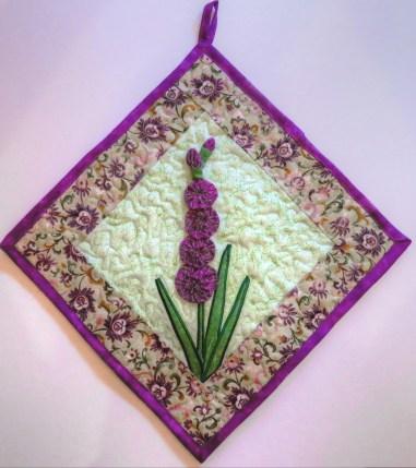 2012 Happy to Gladiolus by LJ Christensen